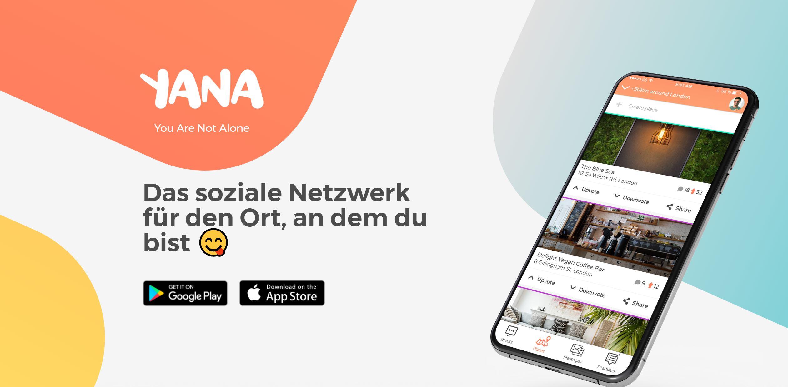 YANA Social Network