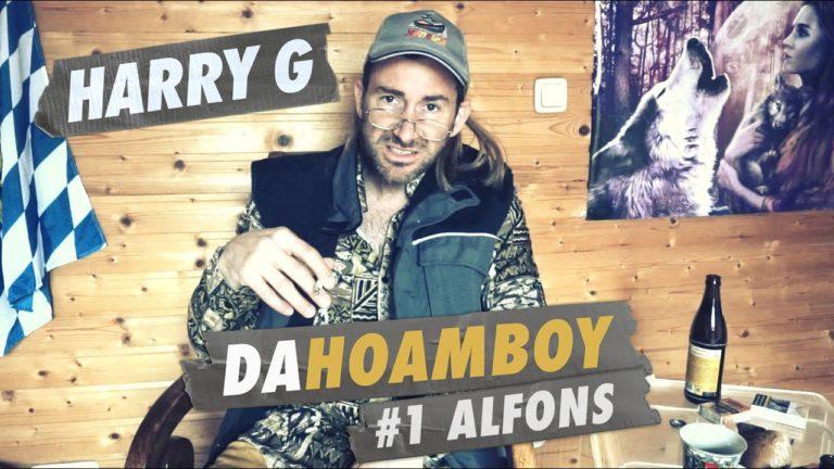 Harry G als bayrischer Corona-Botschafter